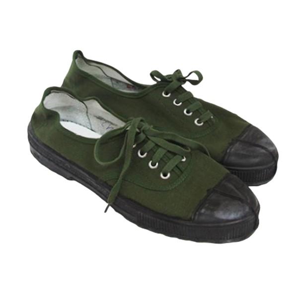 Giày Quốc Phòng Thấp Cổ