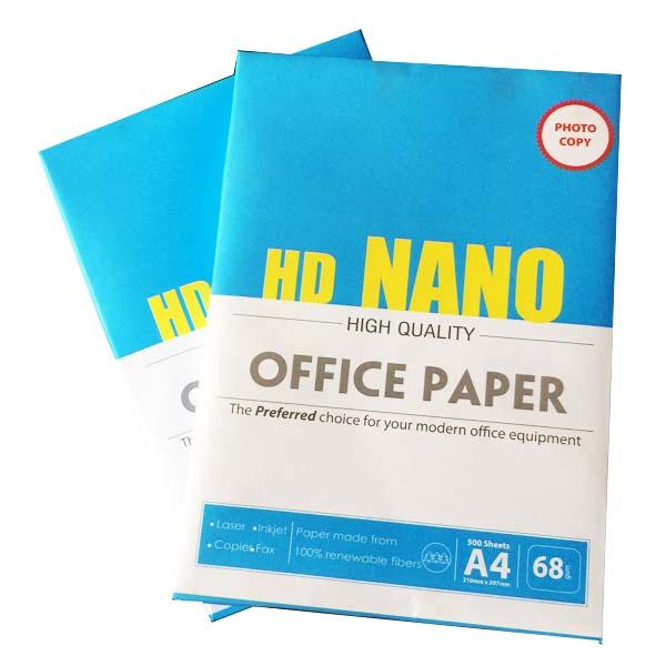 Giấy A4 Nano 68 gsm