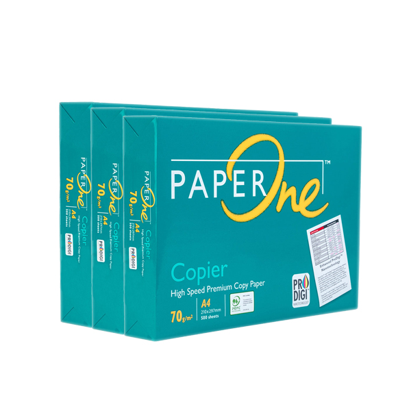 Giấy A4 PaperOne 70 gsm