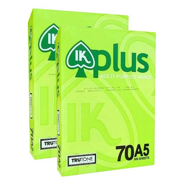 Giấy A5 IK Plus 70 gsm