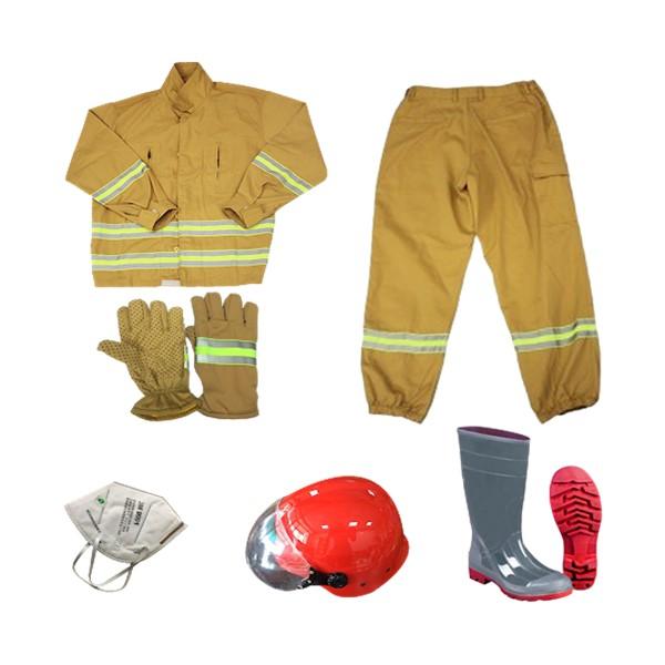 Quần Áo Chống Cháy TT48