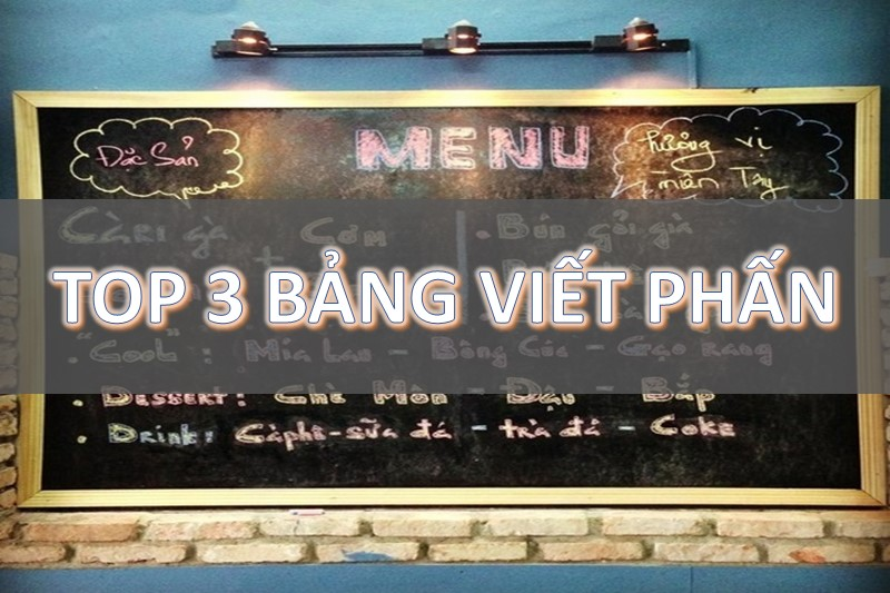 TOP 3 BANG VIET PHAN