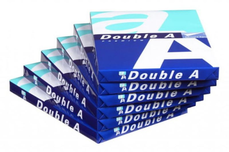 giay a4 double a